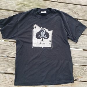 Fender Ace Of Spades Graphic Tee